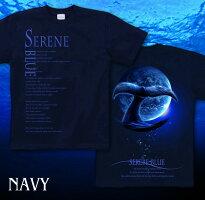 鯨|クジラ|海|夏|Tシャツ|GENJU