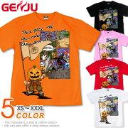 ハロウィン かぼちゃ コスプレ イベント Tシャツ