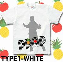 PPAPTシャツアップルパイナップルペンロングTシャツ長袖/半袖ペンパイナップルアップルペンXS/S/M/L/XL/XXL2L/3LアメカジYOUTUBEようつべグラフィティサイズ大きめサイズあり