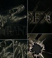 Tシャツ恐竜ティラノサウルスTレックススカル半袖長袖恐竜博ドラゴン骨骨格タイラントティーシャツストリートアメカジサイズ豊富グラフィティTYRANTT-REX