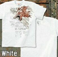 狼|ウルフ|ハード|Tシャツ|GENJU