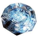 【対象商品ポイント15倍】【スーパーDEAL開催中】GMS00084-18 送料無料 G-HOUSE(ジーハウス) 高級 タバコ 葉巻 かっこいい クリスタル ガラス製 卓上 灰皿 HM-0028(18cm) 【 GMS00084-18 】 【hween_d19】 - G-HOUSE