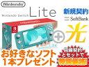 【新規契約】Nintendo Switch Lite [ター...