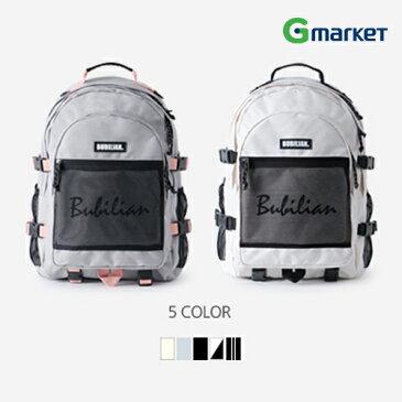 【Bubilian】Bubilian 3D バックパック/Bubilian Two Much 3D Backpack/リュック/デイパック/バックパック/通学用/韓国ファッション/カジュアル/女子高生/通勤/高校生/通学/学生/女子高生/ストリートファッション【楽天海外直送】