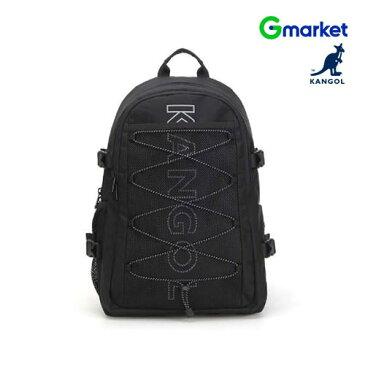 【KANGOL】【カンゴール】カンゴールフラッシュバックパック 1340/ブラック/バックパック/リュック/バック/ファッション/学生/韓国版/正規品【楽天海外直送】