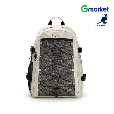 【KANGOL】【カンゴール】カンゴールフラッシュバックパック 1340/エクル/バックパック/リュック/バック/ファッション/学生/韓国版/正規品【楽天海外直送】