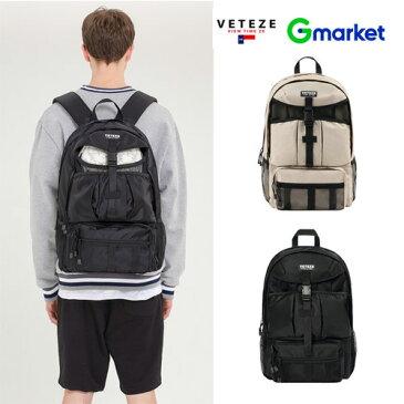 【VETEZE】【ベテゼ】ユーティル バックパック/VETEZE Util Backpack (2color)/全2色/ストリート/デザイナーズブラン/バック/リュック/学生/韓国【楽天海外直送】