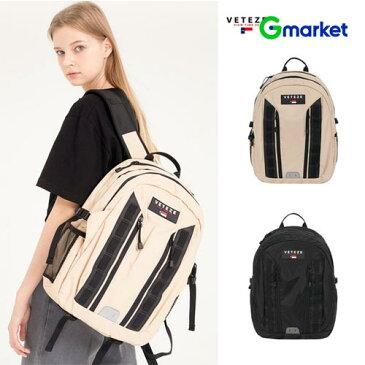 【VETEZE】【ベテゼ】ダブル ユース バックパック/VETEZE Double Youth Backpack(2 color)/全2色/ストリート/デザイナーズブラン/バックパック/リュック/学生/カバン/人気バッグ/韓国バッグ【楽天海外直送】