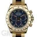 ロレックス デイトナ Ref.116528 YG BL アラビア ROLEX DAYTONA 【新品】 【Luxury Brand Selec...