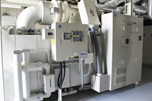 ■ターボ冷凍機(プロセス用・空調用)高能率インバータ冷凍機 RTVF040V■