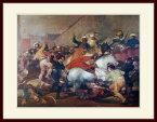 ゴヤ・「マドリッド 1808年5月2日:エジプト親衛隊との戦い」
