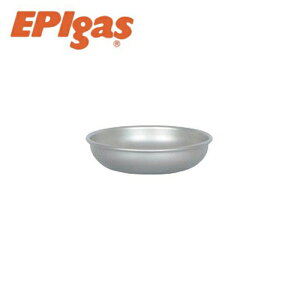 EPIgas(イーピーアイガス) チタンプレート 113 軽量 高耐久性 携帯 スタッキング アウトドア 皿 ボウル キャンプ サバイバル T-8300