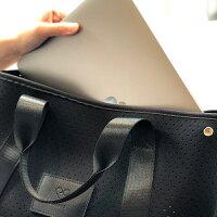 【新ブランド&MARKS】ネオプレントートミディアムトートランチバッグ日本製アクティブバッグマザーズバッグ男女兼用濡れても平気バレンシアガ