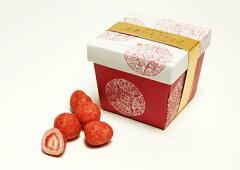 バレンタイン 義理チョコ1位人気のいちごチョコフリーズドライのいちごとホワイトチョコの甘酸...