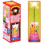 【変り種花火】誕生日(バースデー)の新提案♪ ハッピー・ザ・パーティー