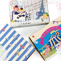 「おなまえ〜る」オリジナル収納BOX(単品)