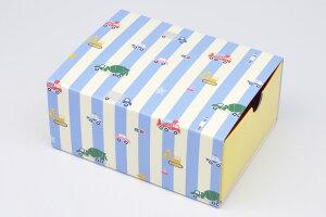 「おなまえ〜る」オリジナル収納BOX(単品)【ご奉仕品】