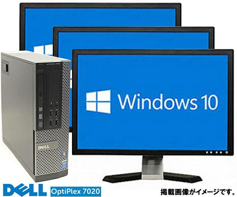 パソコン, デスクトップPC  4Core i3 8GB SSD512GB DELL OPTIPLEX 302070209020 SFF Windows10 DVD Office 23 PC