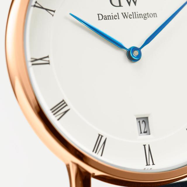 ダニエルウェリントン 正規取扱店 Daniel Wellington 腕時計 メンズ レディース 34mm ダッパー リーディング ローズゴールド ファッション ウオッチ Dapper Reading DW00100118【国内正規品2年保証】【】【ギフト】【P05】