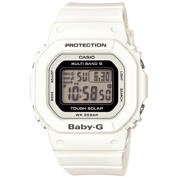 カシオ 腕時計 正規 ベビーG CASIO BABY-G 時計 レディース ウオッチ 電波ソーラー BGD-5000-7JF 国内正規品【P05】【入学 就職 新生活 令和 プレゼント ギフト】
