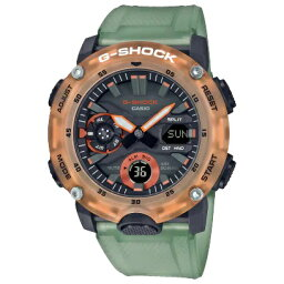 カシオ 腕時計 Gショック CASIO G-SHOCK ジーショック 時計 メンズ ウオッチ GA-2000HC-3AJF 国内正規品【ギフト】【送料無料】