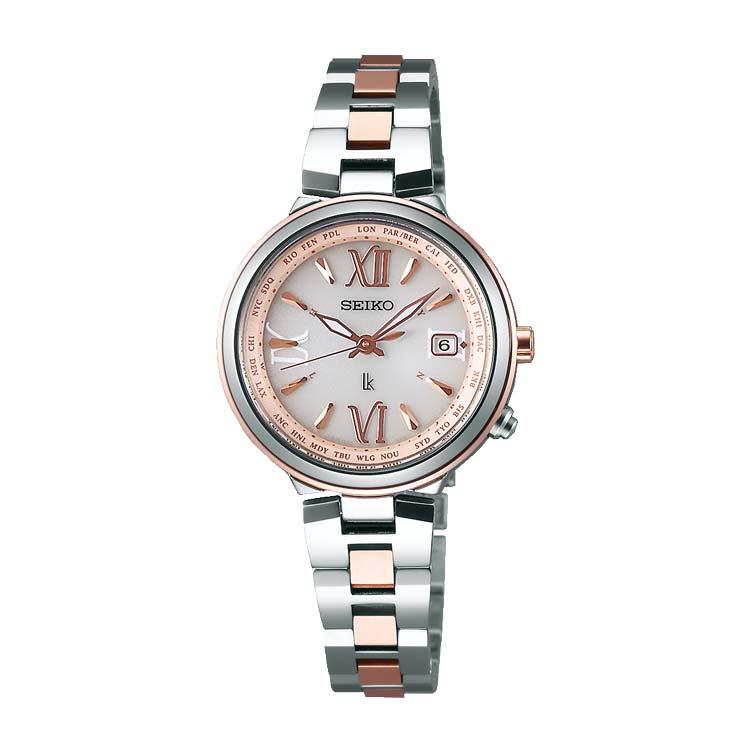 セイコー ルキア 腕時計 レディース SEIKO LUKIA ウォッチ SSVV020 正規品 国内正規品【P02】【入学 就職 新生活 令和 プレゼント ギフト】