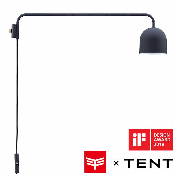 【公式】DRAW A LINE ドローアライン Lamp C ブラック 縦専用 D-LC-BK
