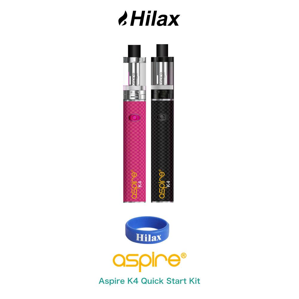 電子タバコ・ベイプ, スターターキット・セット  Aspire K4 Quick Start Kit 4 MOD Cleito 0.27 2 2 VAPE Hilax