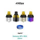 【Hilax】VAPE電子タバコVapeflyGalaxiesMTLRDA(ベイプフライギャラクシーズエムティーエルアールディエー)【22mm】選べるカラー4色