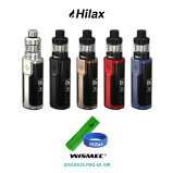【Hilax】VAPE電子タバコスターターキットWismecSINUOUSP80kit(ウィスメックシニュアスP80キット)選べるカラー5色+SONYVTC5セルバッテリー1本付