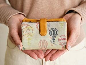 ベロ付き財布◆ラウンドバルーン【送料無料】【HIRAMEKI./ヒラメキ】