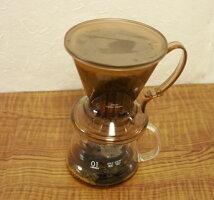 【コーヒー器具】HIROCOFFEE◆クレバーコーヒードリッパーLサイズ(1〜4杯用)