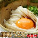 【エントリーでP10倍確定!】鎌田醤油特製ダシ醤油6袋付き!!讃岐うどん6食分600g(300g×2