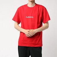 【FashionTHESALE】【KANGOLカンゴール】ARRANGELOGOTEETシャツティーシャツ半袖メンズレディースユニセックスオシャレブランド大きいサイズプレゼントカジュアル人気ストリート