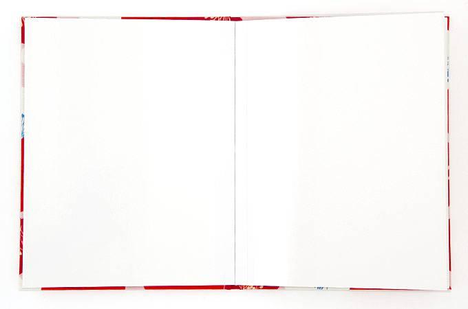 【書置き御朱印専用】御朱印ホルダー【ひなげし(赤)】 朱印帳 納経帳 集印帳 かわいい