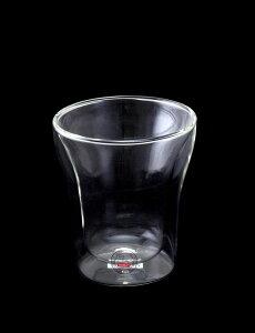 ユニークなデザインボダム/BODUM ダブルウォールグラス assam 小