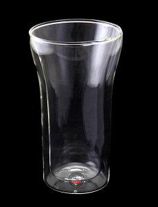 ユニークなデザインボダム/BODUM ダブルウォールグラス assam 大