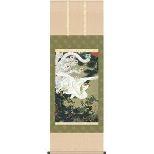 Hanging scroll hanging scroll Oimatsu Hakuhozu Rosho Hakuhozu Ito Wakaku Shakugotachi Futenma Modern Master Masterpiece Reproduction [Free Shipping]