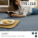�ǥ˥७��ƥ��饰190×240cmLedin