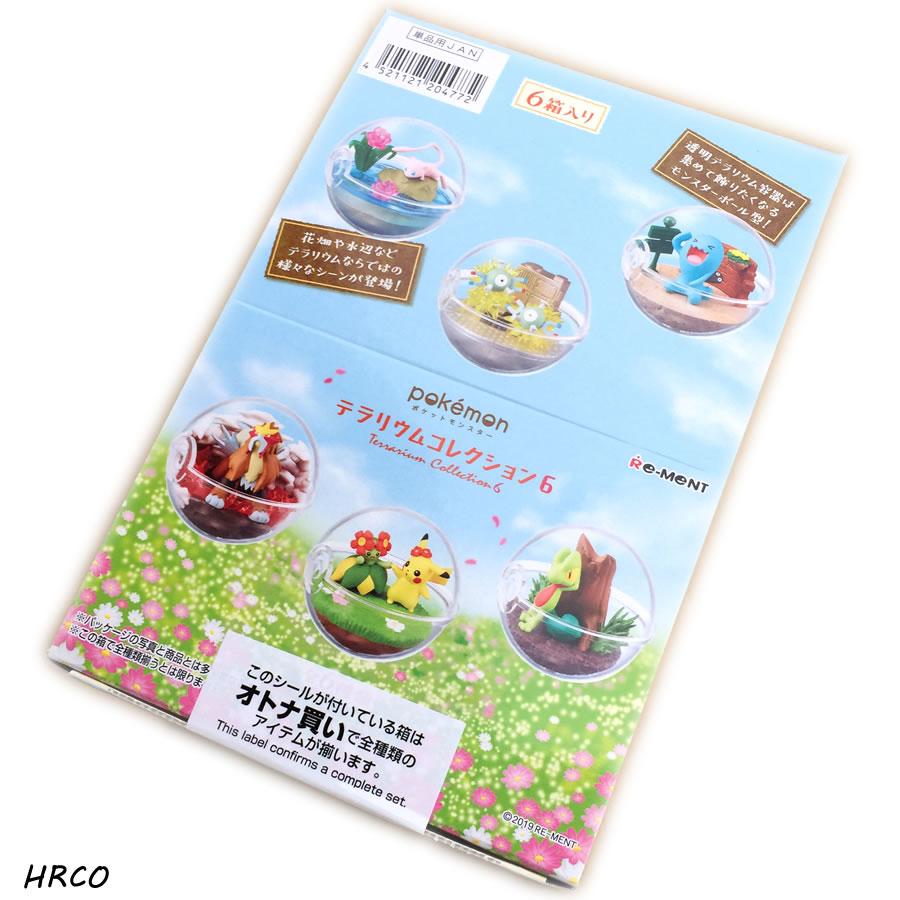 コレクション, フィギュア  6 BOX 6