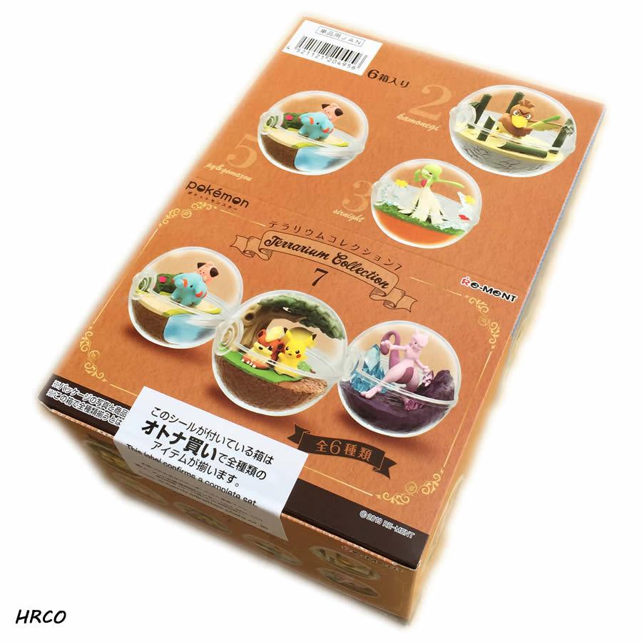 コレクション, フィギュア  7 BOX 6