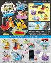 リーメント ポケットモンスター デスクでお役立ちフィギュア2 BOX商品 全8種類【全部揃います】