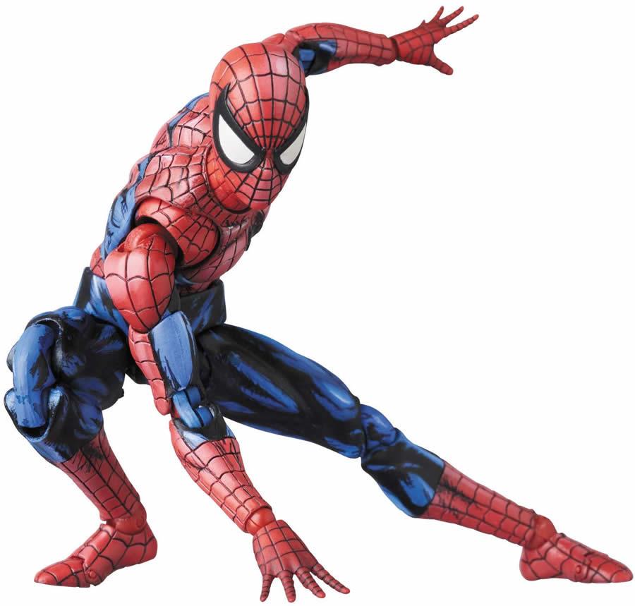 コレクション, フィギュア MAFEX SPIDER-MAN (COMIC PAINT)