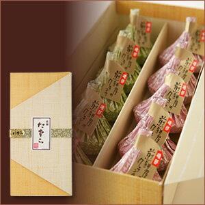煎餅屋のチョコクランチ【ビター&ホワイト】10個入り