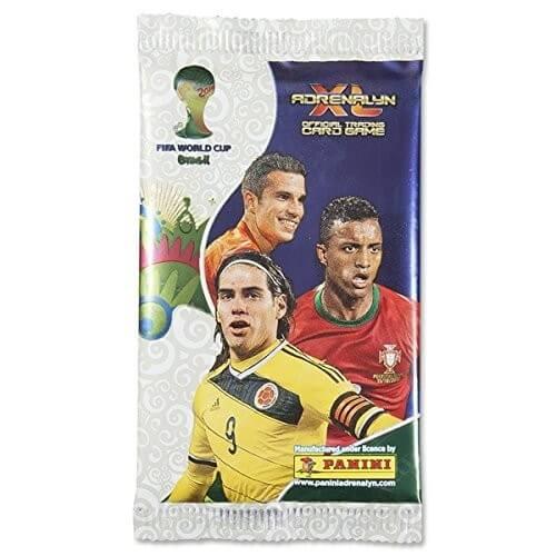 トレーディングカード・テレカ, トレーディングカード PANINI 3 2014 FIFA World Cup Panini Adrenalyn Trading Cards