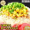 冷凍  いきなり!ガーリックライス ビックサイズ320g×1...