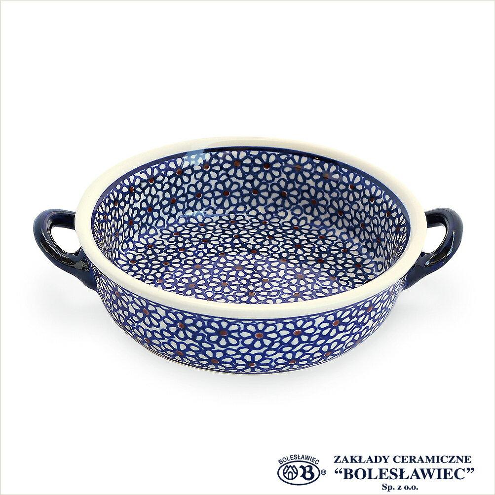 [Zaklady Ceramiczne Boleslawiec/ザクワディ ボレスワヴィエツ陶器]シチューパン-120