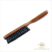 [REDECKER/レデッカー]水牛角のヘアーブラシ(サーモウッド/猪毛)/Specialタイプ