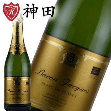 スパークリングワイン ワイン王国で5ツ星! バロン・ジャック ブリュット ヴァン・ムスー アイレン