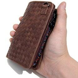 ソラチナ[SOLATINA]メッシュ二つ折り財布SW-3609210P11Mar16